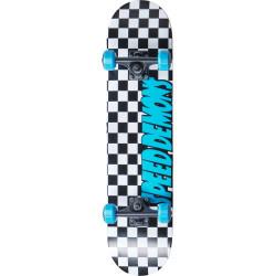"""Checkers Blue 7.75"""" Skate..."""