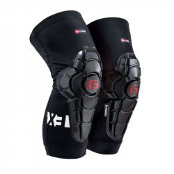 Pro-X3 Knee Pads Black GFORM