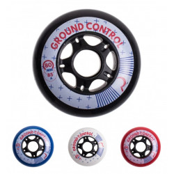 Roues GC FSK 80mm 85A x4...