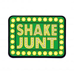 Sticker SHAKE JUNT Logo Box