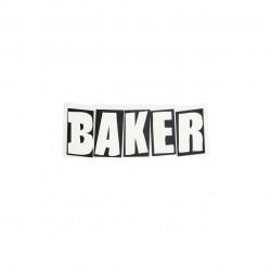 BAKER Logo Sticker Simple
