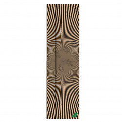 """Trip Out Clear 9"""" MOB Griptape"""
