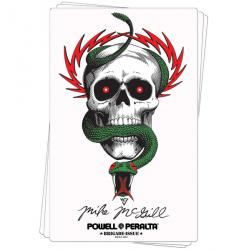 Sticker POWELL PERALTA Mike...
