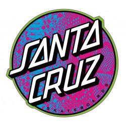 Sticker SANTA CRUZ Scales Dot