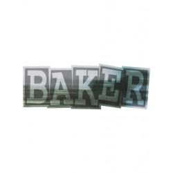 BAKER Logo Watercolor Sticker