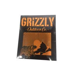 Sticker GRIZZLY Griptape...