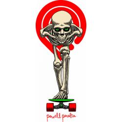 Sticker POWELL PERALTA...