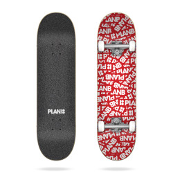Patch 8.25″ PLAN B Skateboard