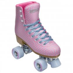 Wavy Check IMPALA Rollerskates