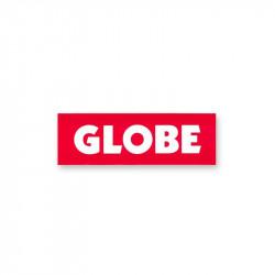 Sticker GLOBE Logo