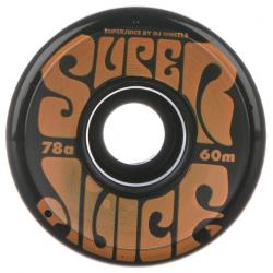 Roues Super Juice Noir 60mm...