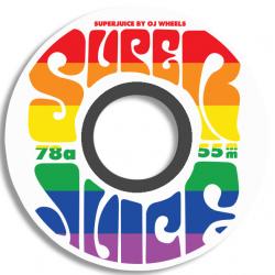 Roues Rainbow Mini Super...