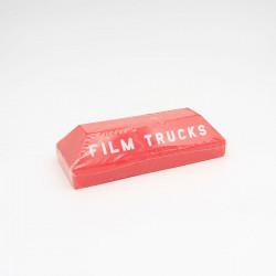 Wax Red Curb FILM Trucks