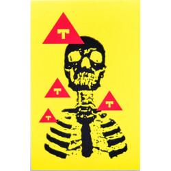 Sticker TILT Caution