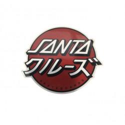 Sticker SANTA CRUZ Mixed Up...