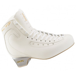 Bottines Ice Fly Blanches EDEA