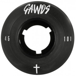 GAWDS ANTIROCKER 45mm/101a PRO WHEELS