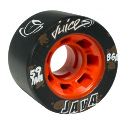 JUICE JAVA X4 59MM-86A ROUES DERBY
