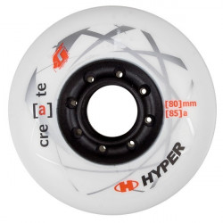 roue hyper create + grip 80mm - 84a