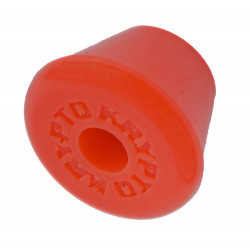 Frein Quad - Stopper rouge Kryptonics