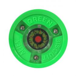 GREEN BISCUIT ALIEN PALET LUMINEUX