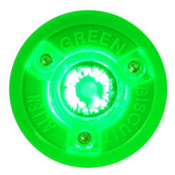 GREEN BISCUIT ALIEN PALET LUMINEUX