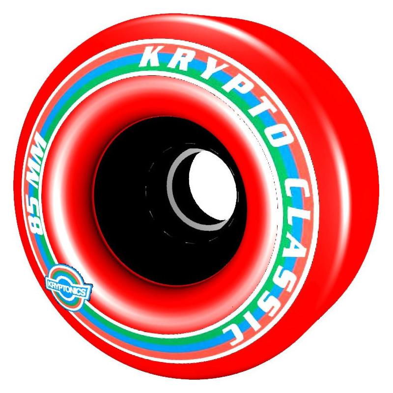 CLASSIC K 85 rouge ROUE KRYPTONIC