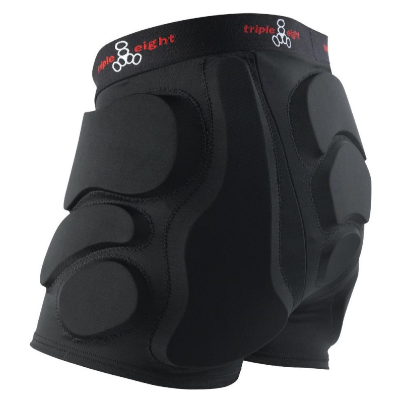 CRASH PAD PADDED SHORTS DERBY BUMSAVERS TRIPLE 8