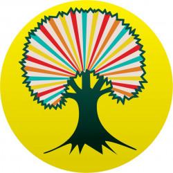 RADNUTS POWER COLOR TREE NUN QUAD CRUISER
