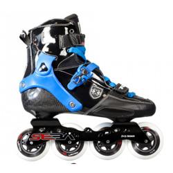 Accessoires roller Seba - CUSTOM KIT Seba bleu pour roller TRIX