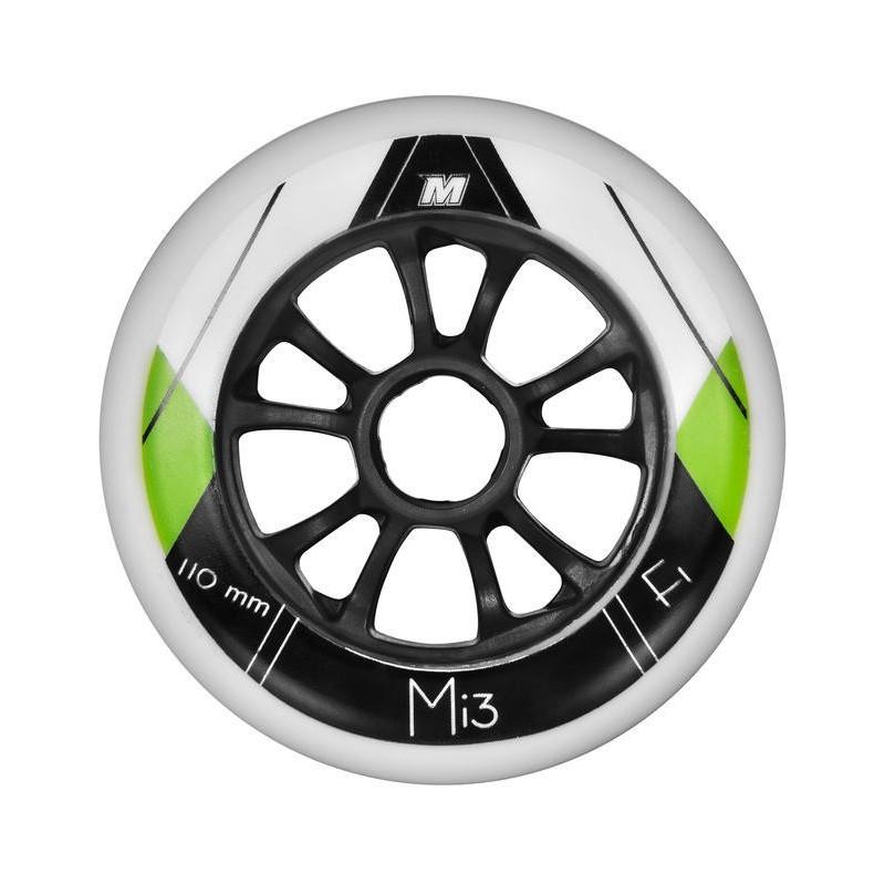 Mi3 90MM F1 MATTER roue rollers