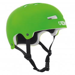 EVOLUTION VERT SOLID COLOR CASQUE TSG HELMET