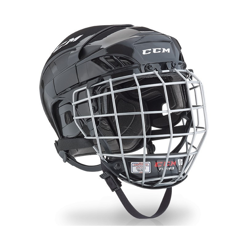 CCM FL40 COMBO casque + GRILLE hockey