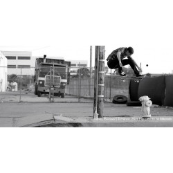 "GRIPTAPE NOIR 10"" rouleau JESSUP skateboard"
