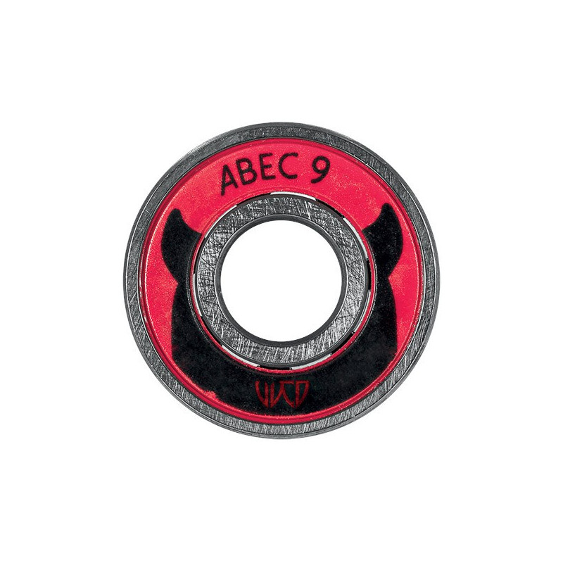 WCD abec 9 X16 roulements WICKED