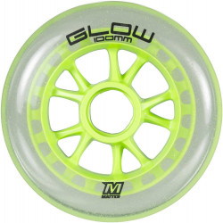 GLOW 80MM X4 f1 ROUE MATTER