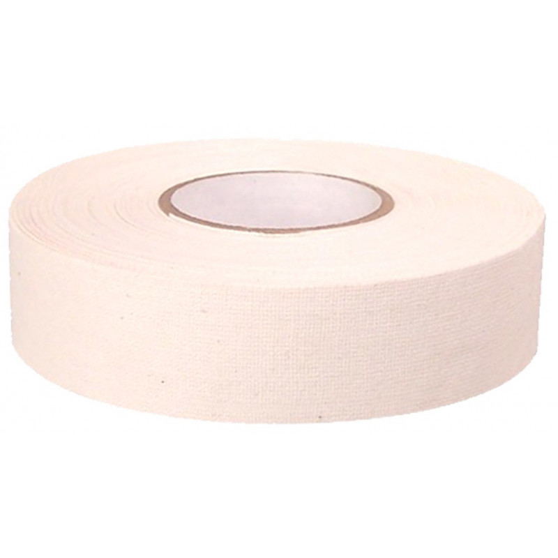 Accessoire Hockey, Roller Hockey - Tape blanc 25m