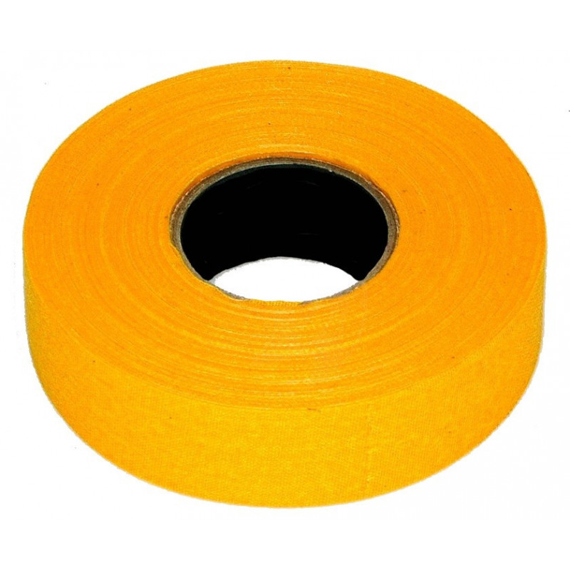 Accessoire Hockey, Roller Hockey - Tape couleur jaune 25m