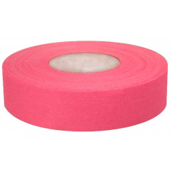 Accessoire Hockey, Roller Hockey - Tape couleur rose fluo 25m
