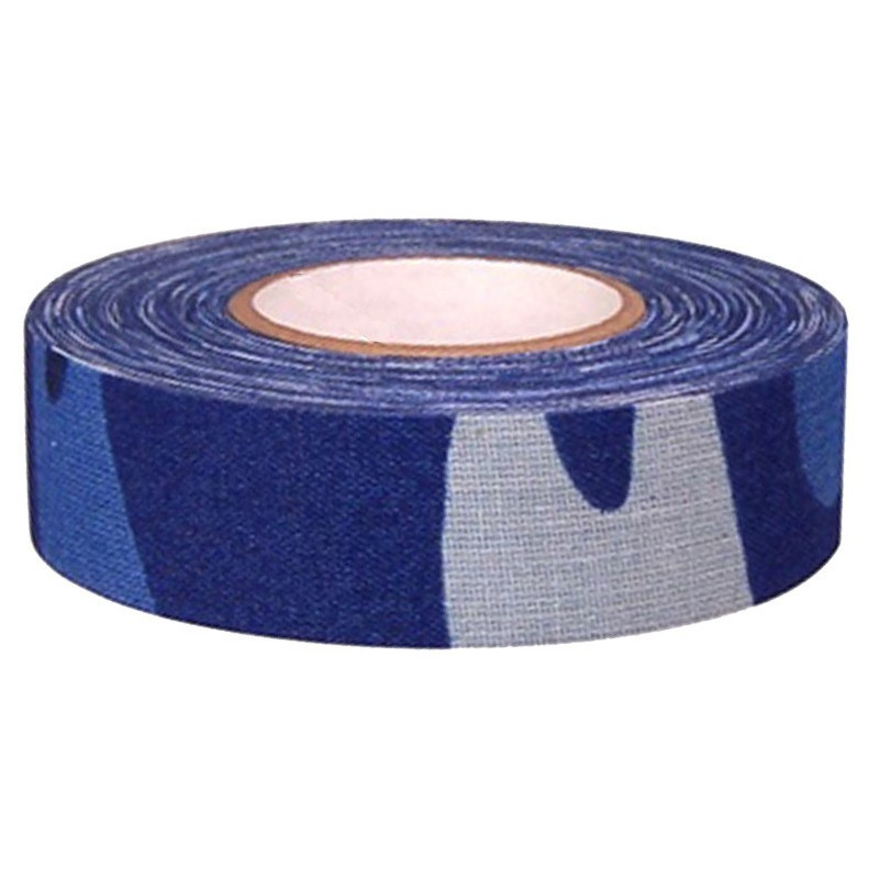 Accessoire Hockey, Roller Hockey - Tape camouflage bleu 25m