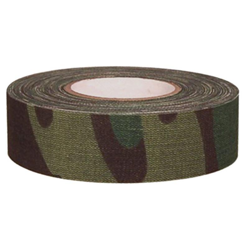 Accessoire Hockey, Roller Hockey - Tape camouflage kaki 25m