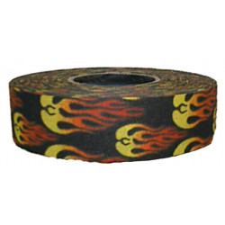 Accessoire Hockey, Roller Hockey - Tape flame - flamme 25m