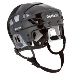 Protection Hockey, Roller Hockey - Casque Hockey Reebok 7k noir