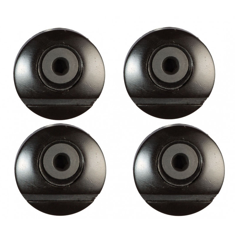 SET Vis Spoiler SEBA X4 - cuff button set