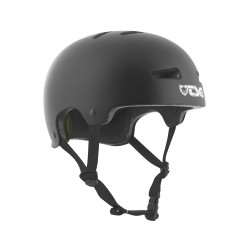 TSG EVOLUTION SOLID COLORS CASQUE (SATIN BLACK)