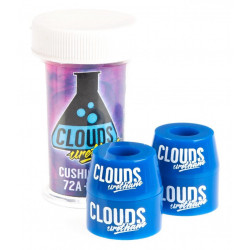Cushion Kit 72a x4  gommes de trucks Clouds Urethane