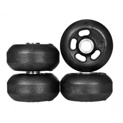 Grindrock roller agressif - Grindwheels undercover black 44mm - lot de 4