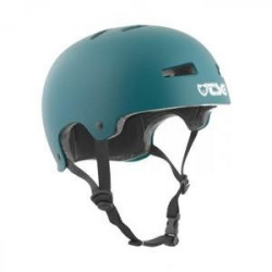 EVOLUTION SOLID COLORS CASQUE TSG (flat dark teal)