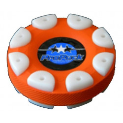 Palet roller Hockey, Street Hockey - Palet Hockey Propuck orange
