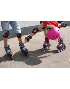 Complete inline skates for kids